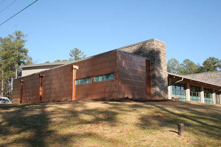 Rock Eagle 4 H Camp Dining Hall